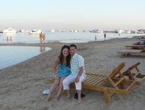 Naša svadobná cesta v Egypte