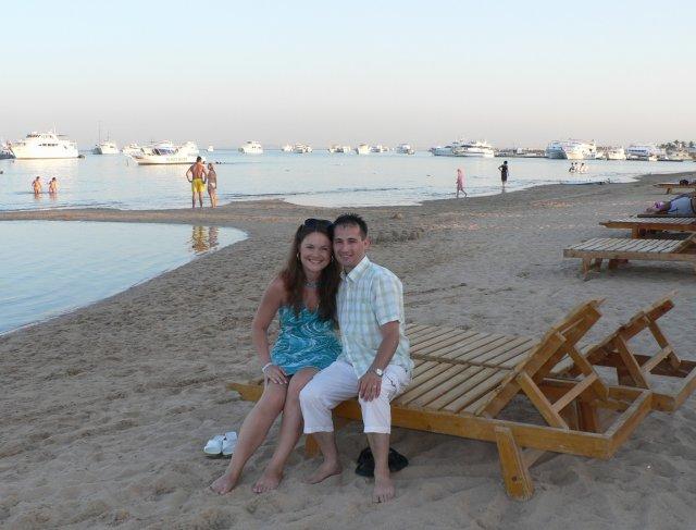Monika{{_AND_}}Ľuboš Gubaloví - Naša svadobná cesta v Egypte