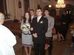 13.októbra 2007 sme zopakovali tú istú chybu...ale tentokrát v kostole...ha