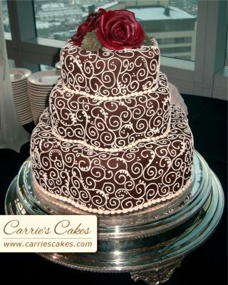 Předloha dortu - tuto barvu bude mít :o)