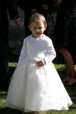 Naša krásna družička krsniatko Natalička