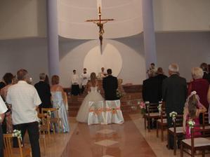 Pred oltárom