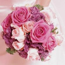 takato kyticka ak bude svadba vo farbe fialkovo-ruzovej