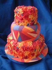 takuto tortu budeme mat len v ruzovo-lila odtienoch