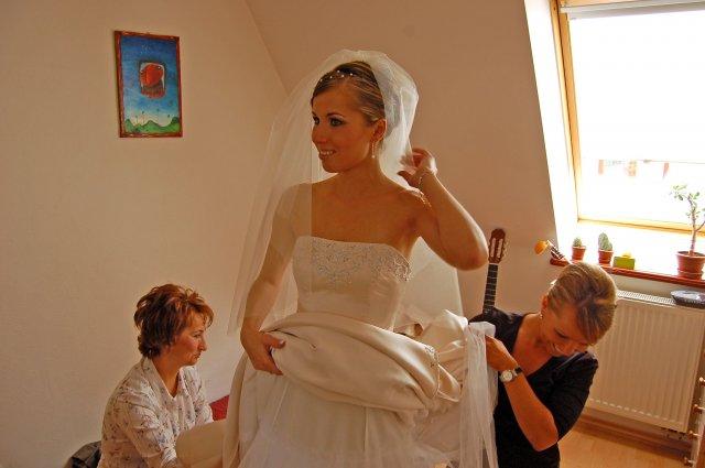 Dadka{{_AND_}}Dano - posledné úpravy pred príchodom ženícha
