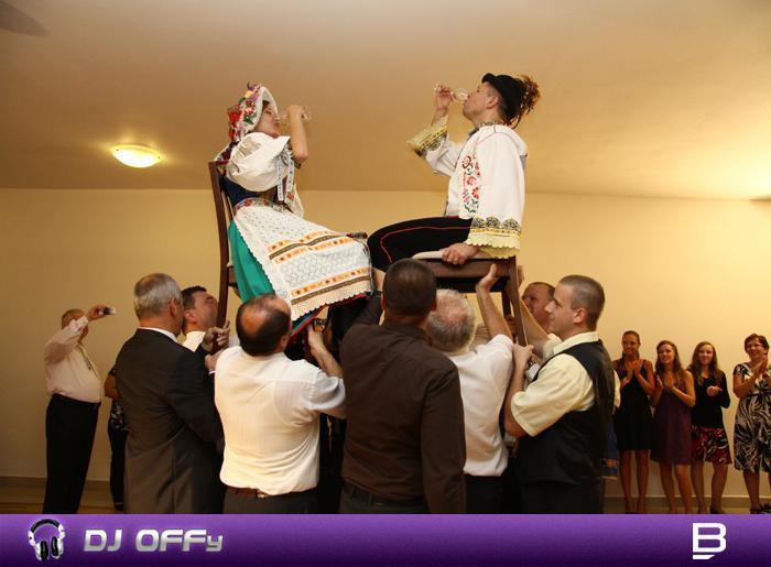 DJ OFFy - DJ FOR MY WEDDING - Borinka Bašta pod Pajštúnom