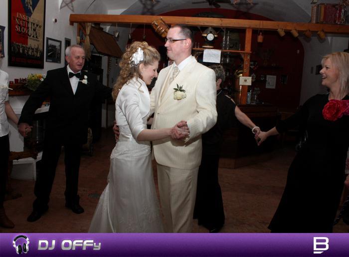 DJ OFFy - DJ FOR MY WEDDING - Svadba_SLUK Rusovce