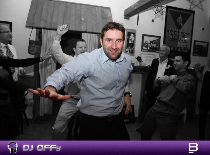 DJ OFFy - DJ FOR MY WEDDING - Zábava graduje...