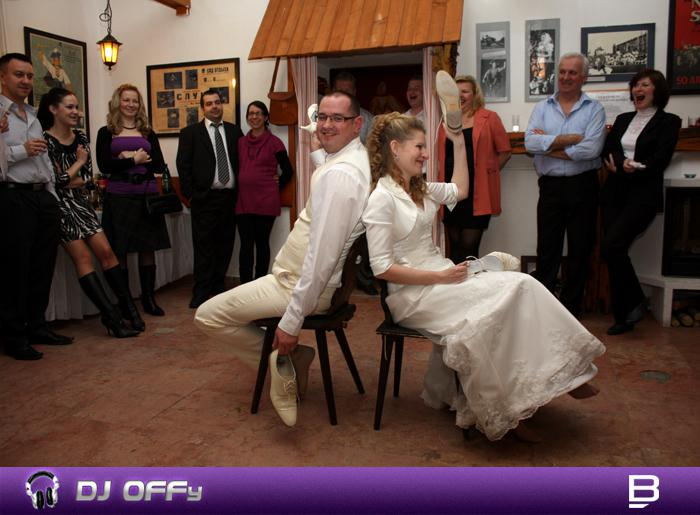 DJ OFFy - DJ FOR MY WEDDING - Svadobný milionár