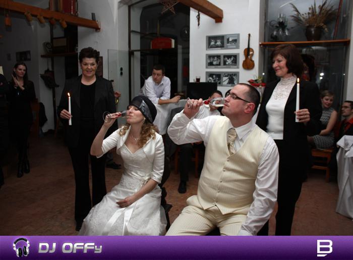 DJ OFFy - DJ FOR MY WEDDING - Čepčenie