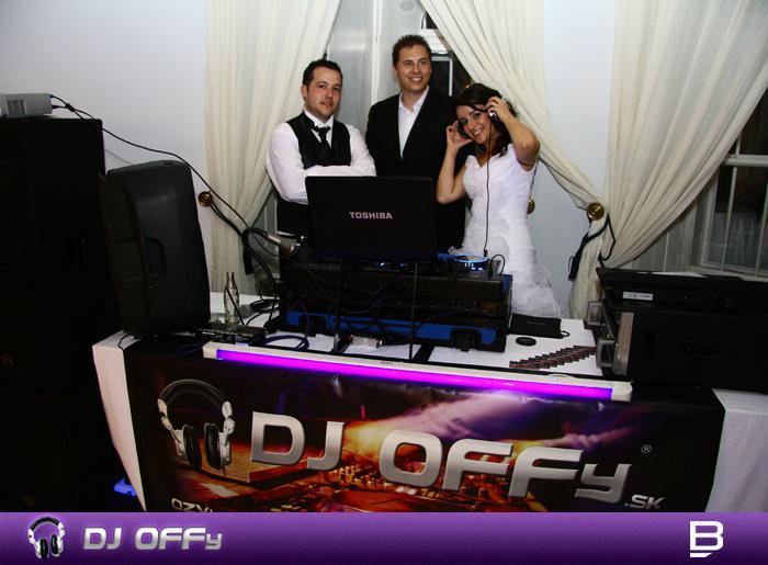 DJ OFFy - DJ FOR MY WEDDING - Mladomanželia