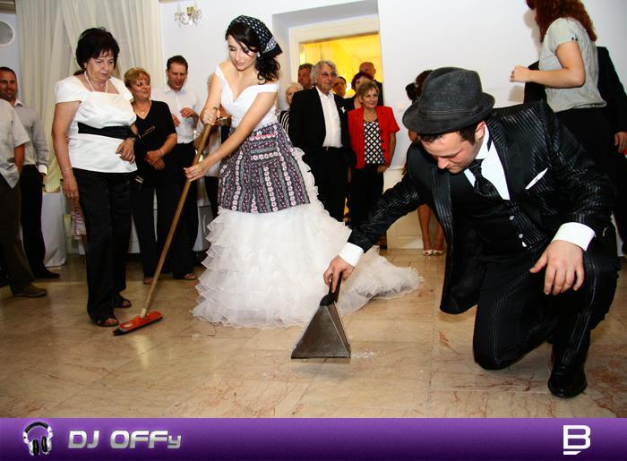 DJ OFFy - DJ FOR MY WEDDING - Prvá spoločná práca...?