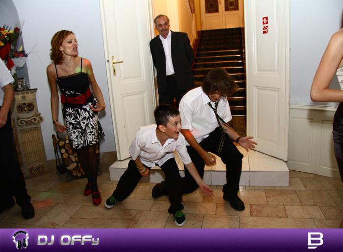 DJ OFFy - DJ FOR MY WEDDING - Rockers II.
