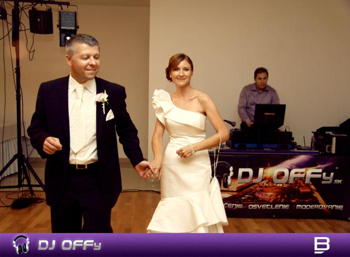 DJ OFFy - DJ FOR MY WEDDING - Borinka Bašta pod Pajštúnom