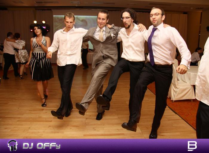 DJ OFFy - DJ FOR MY WEDDING - Greek Zorba Dance