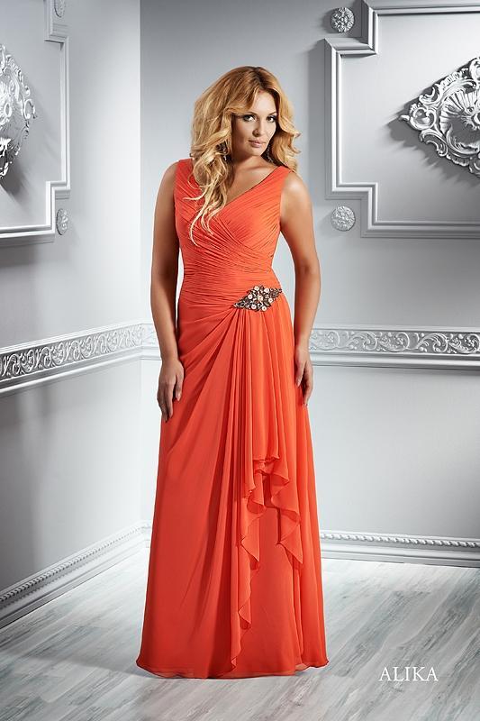 EMMI MARIAGE - koktejlové šaty XL - ALIKA