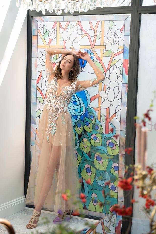 JG večerní šaty - Obrázek č. 7