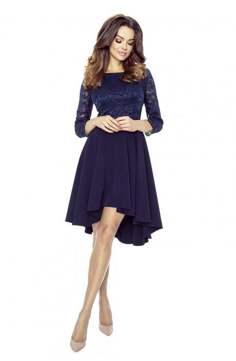 Společenské šaty s krajkou - Obrázek č. 1