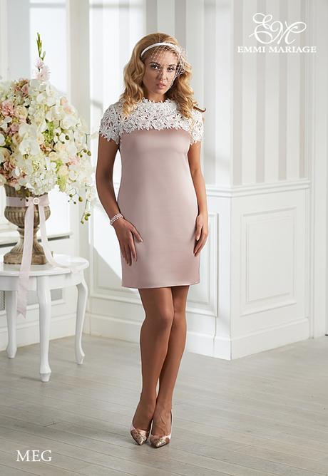 Společenské šaty EM s krajkou - Obrázek č. 1