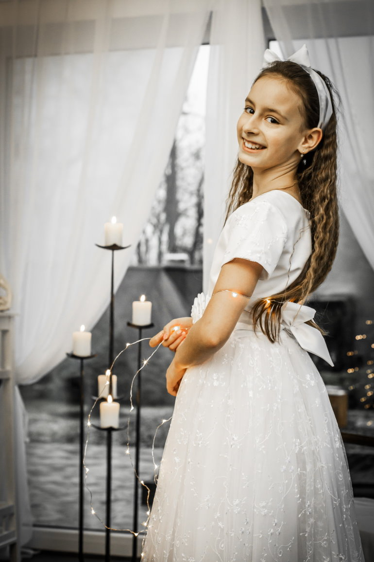 Šaty CAMELLA - Obrázek č. 1
