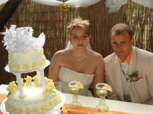 náš dortík.......