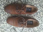 Chlapecké kožené boty, 27