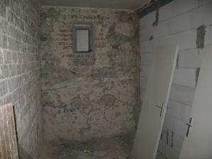 naša jaskynná kúpelňa