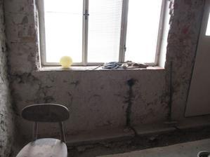 tu bude raz umývačka.... raz....