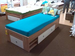 Vybratá posteľ pre drobca!