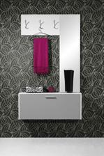 moc se mi tyto líbí - moderní, jednoduché, nepřeplácané a ta tapeta? nádhera :