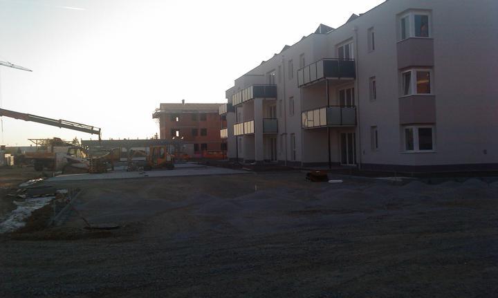 Kittsee Steinfeldsiedlung 18.10.2011 - stiege 1