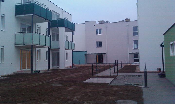 Kittsee Steinfeldsiedlung 26.10.2011 - Obrázok č. 1