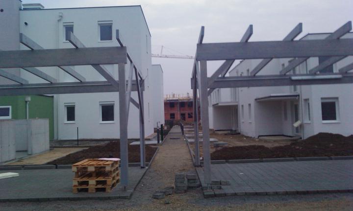 Kittsee Steinfeldsiedlung 26.10.2011 - Obrázok č. 10