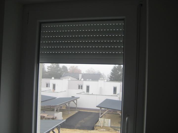 Kittsee Steinfeldsiedlung 17.11.2011 - vonkajsia roletka