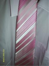 kravata zblízka