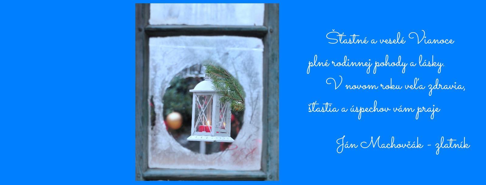 Vianočný pozdrav - Obrázok č. 1