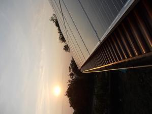 Naše prve slnko už zapadá