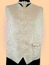 vesta z japonského hedvábí