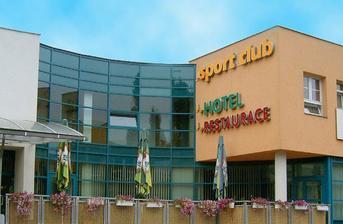 tady bude naše svatební hostina hotel pro hosty