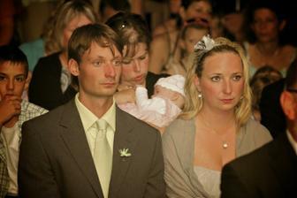 sourozenci nevěsty