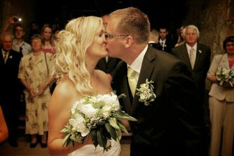 první manželský
