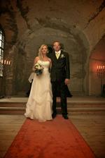 novomanželé Kulhánkovi