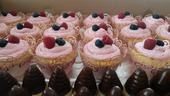 Ozdobné košíčky na cupcakes,