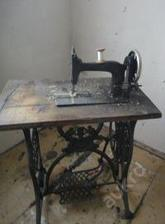 vyaukrovaný šicí stroj za 300 Kč