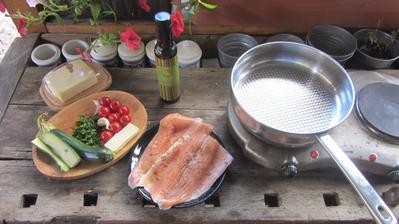 středomořský středočeský oběd :-)