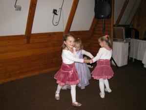 tri malé princezné