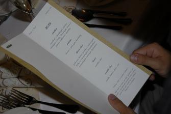 menu...