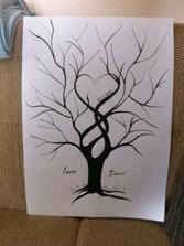 Nádherný strom, takový si představujeme