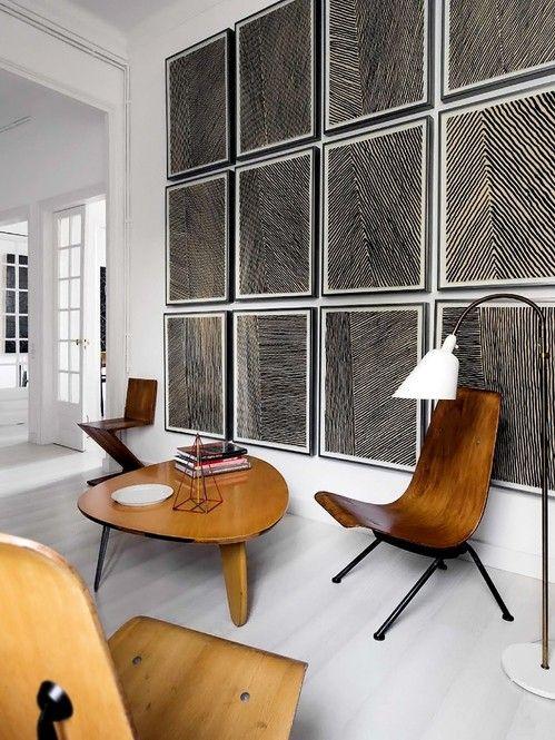 Inšpiratívne kombinácie - textúry, povrchy, vzory, farby - :-)
