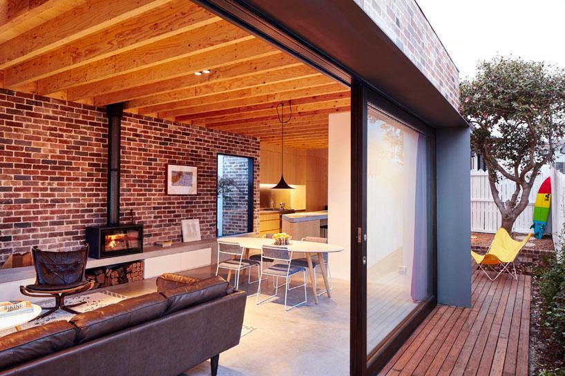 Ďalší ideál! Hmmmm, krásne bývanie :-) http://sketcher.startitup.sk/stary-tehlovy-dom-premeneny-nadherny-moderny-interier/ - Obrázok č. 2